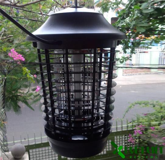 đèn bắt muỗi đại sinh