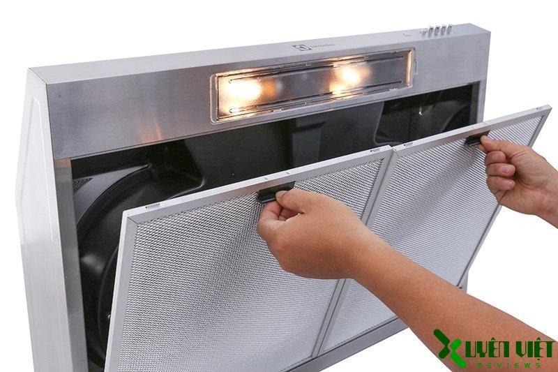máy hút mùi electrolux