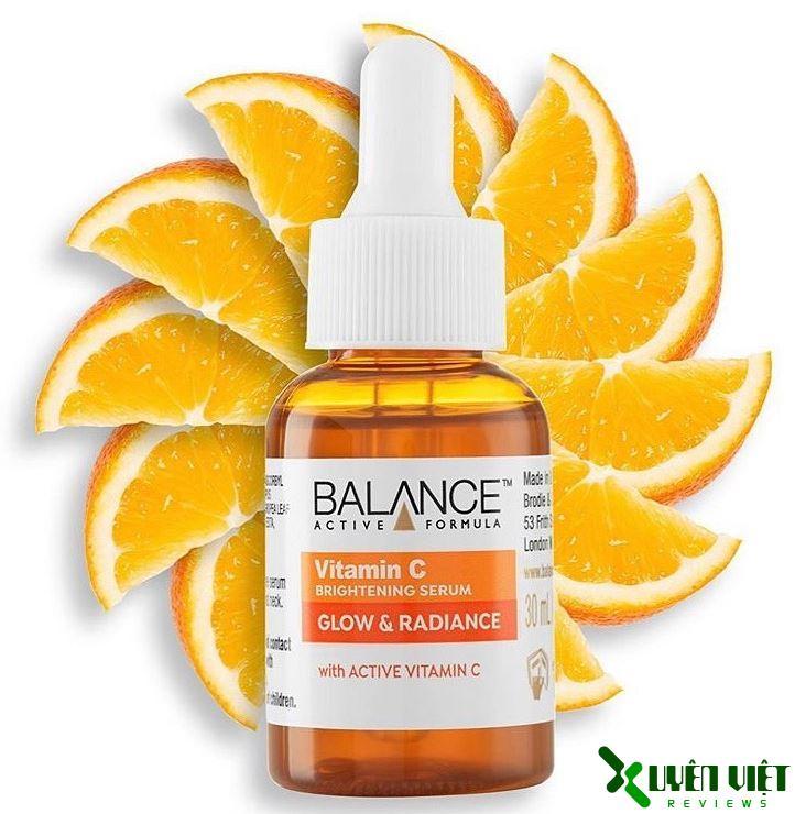 balance vitamin c brightenig serum