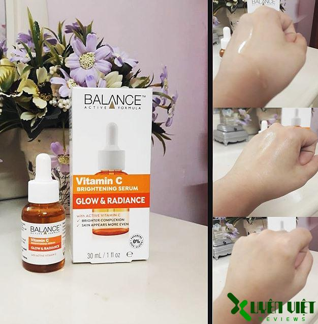 serum balance 4