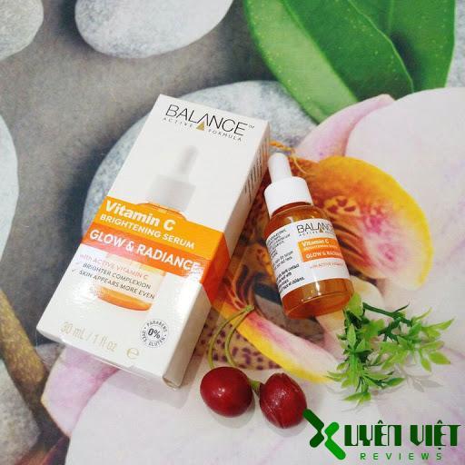 serum balance vitamin c 10