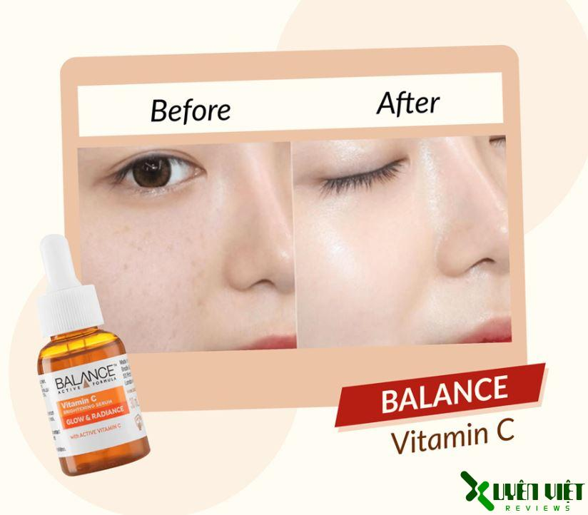 serum balance vitamin c 13