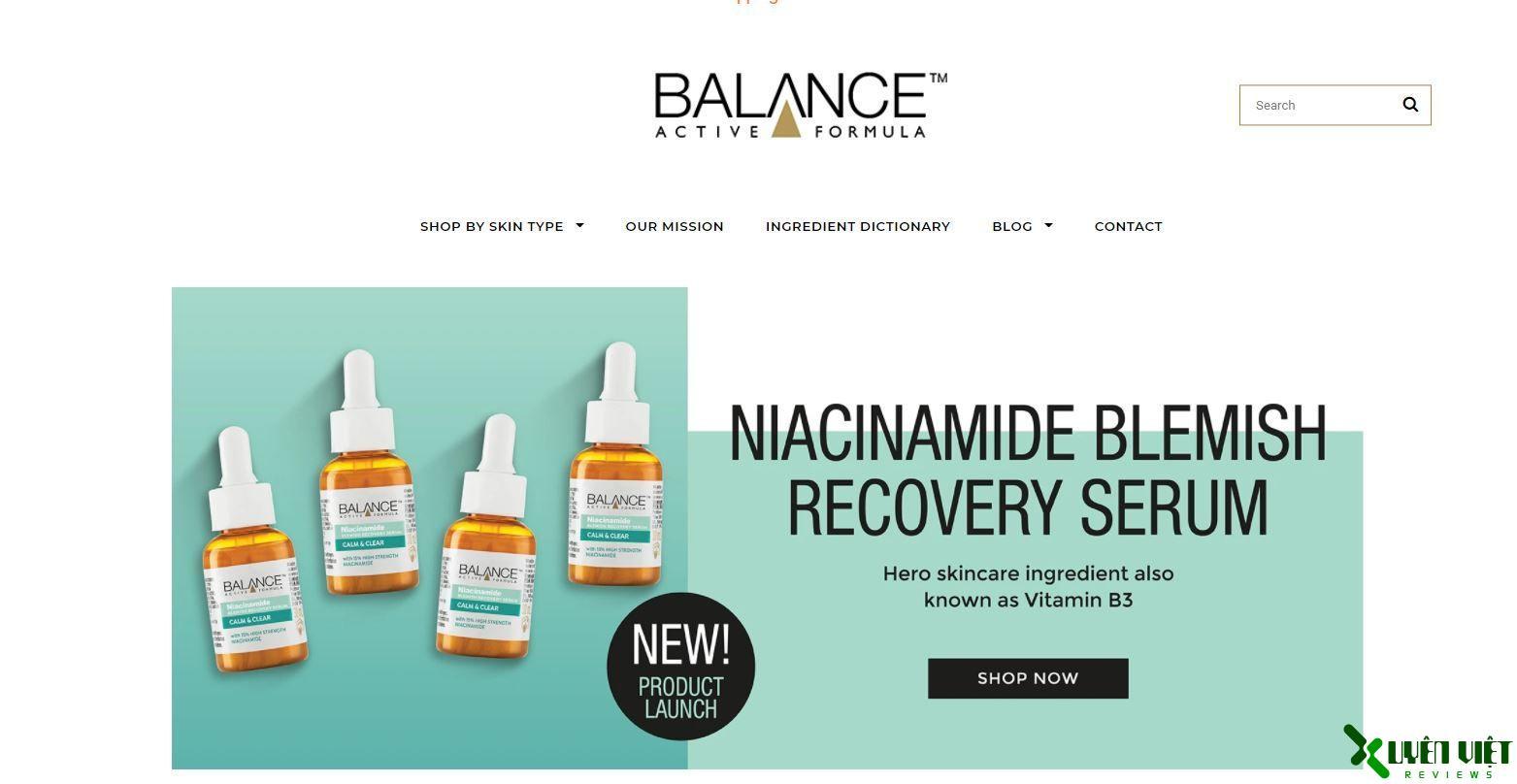 serum balance vitamin c 2