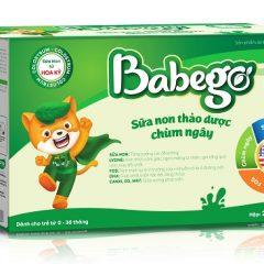 sữa non thảo dược chùm ngây babego 1