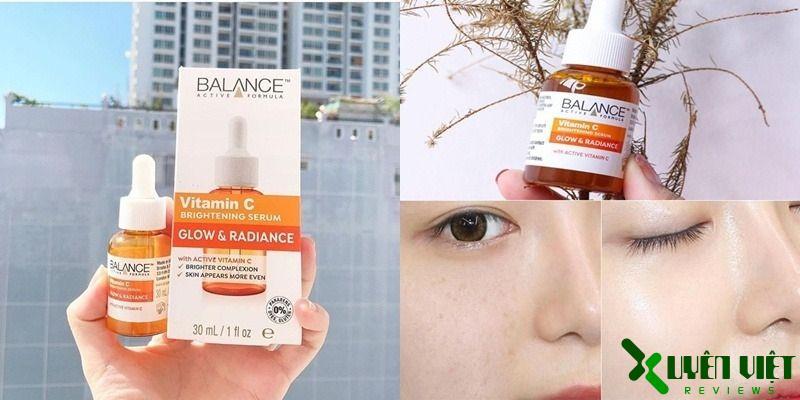 serum máu rồng balance 6