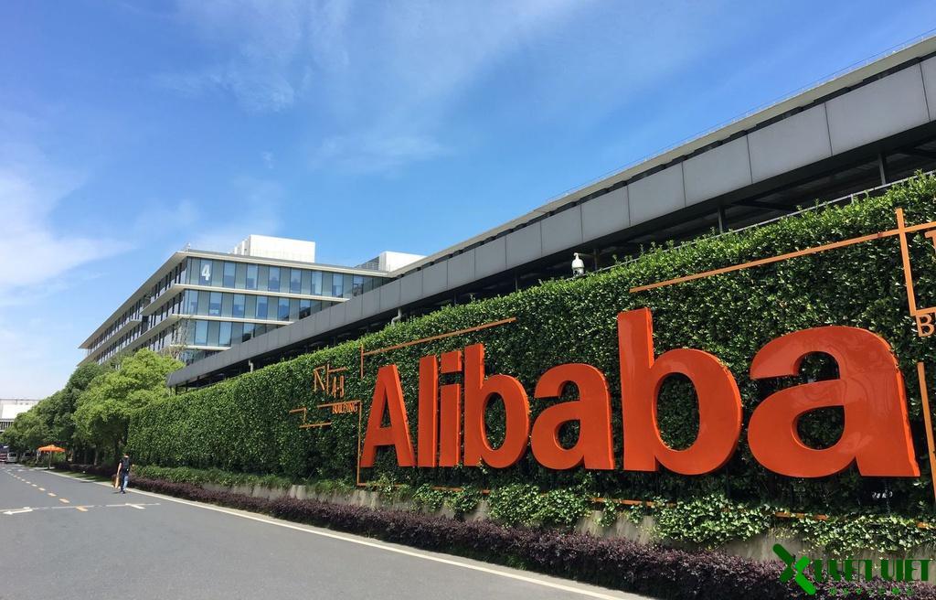 Alibaba - một sàn thương mại điện tử lớn nhất Trung Quốc
