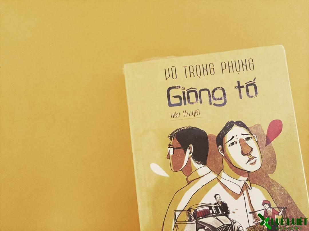 Tiểu thuyết Giông Tố - tác phẩm nổi bật của nền văn học hiện thực Việt Nam